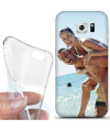 Custom flexible Samsung Galaxy S6 soft Cases