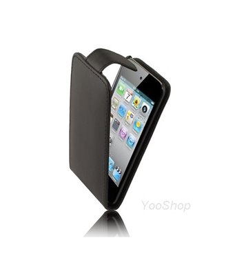 Personalised flip cover case for the Apple iPod touch 4