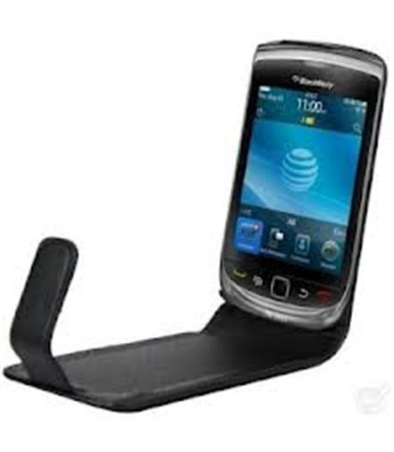 Personalised flip cover case for the BlackBerry torch 9800