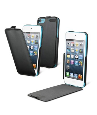 Personalised flip cover case for the Apple iPod Touch 5