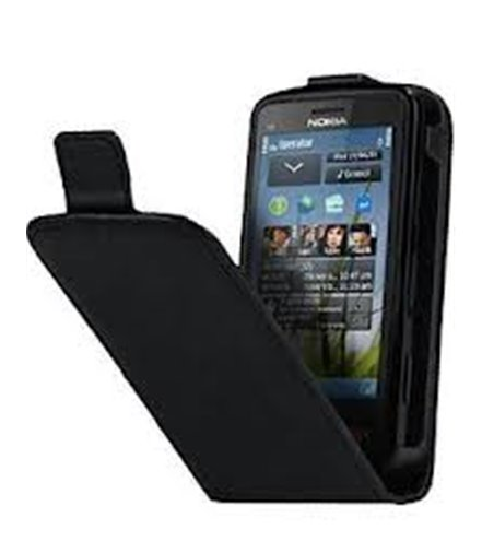 Personalised flip cover case for the Nokia c2-02