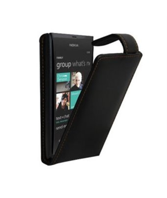 Personalised flip cover case for the Nokia Lumia 800