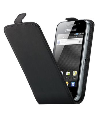 Personalised flip cover case for the Samsung Galaxy Ace