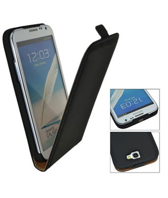 Personalised flip cover case for the Samsung Galaxy note 2