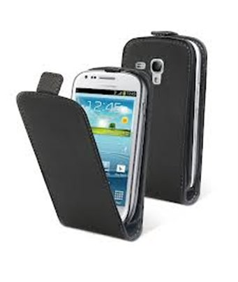 Personalised flip cover case for the Samsung Galaxy S3 Mini