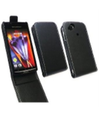 Personalised flip cover case for the Sony Xperia x12 Arc S
