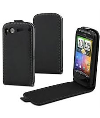 Personalised flip cover case for the HTC Desire-S
