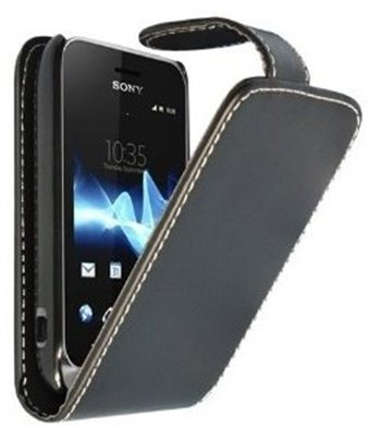 Personalised flip cover case for the Sony Xperia tipo