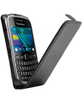 Personalised flip cover case for the BlackBerry Curve 9320