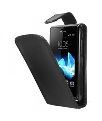 Personalised flip cover case for the Sony Xperia T
