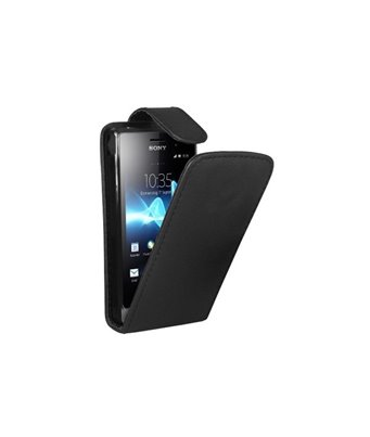 Personalised flip cover case for the Sony Xperia J