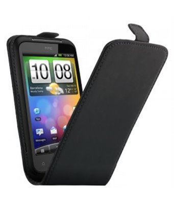 Personalised flip cover case for the HTC Incredible S