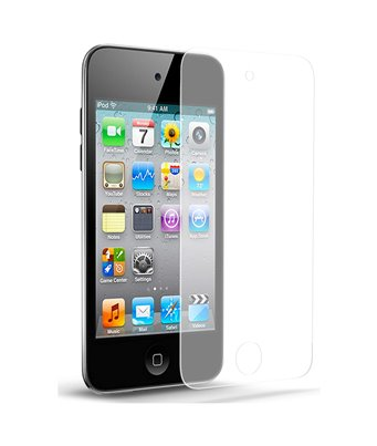 Invisible deluxe screen protector film for the Apple iPod touch 4