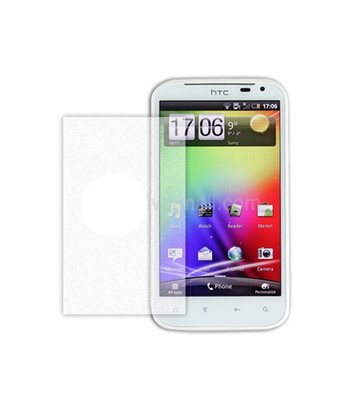 Invisible deluxe screen protector film for the HTC Sensation XL