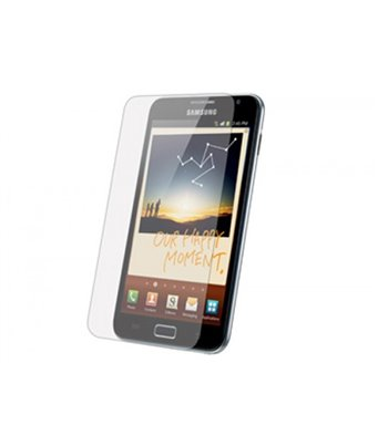 Invisible deluxe screen protector film for the Samsung Galaxy Note