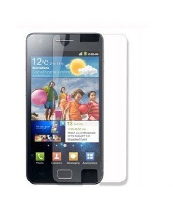 Invisible deluxe screen protector film for the Samsung Galaxy S1