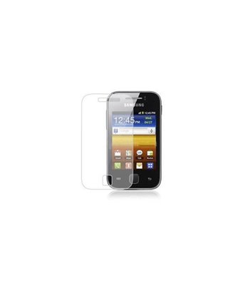 Invisible deluxe screen protector film for the Samsung Galaxy Y