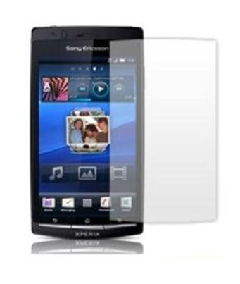 Invisible deluxe screen protector film for the Sony Xperia x12 Arc