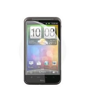 Invisible deluxe screen protector film for the HTC Desire-HD