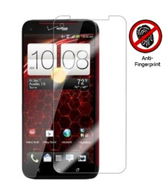 Invisible deluxe screen protector film for the HTC Droid DNA