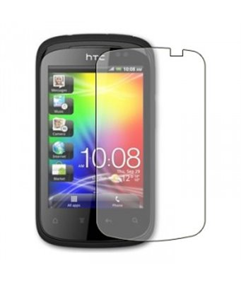 Invisible deluxe screen protector film for the HTC Explorer