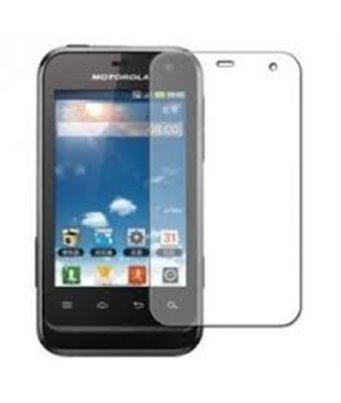Invisible deluxe screen protector film for the Motorola Defy Mini