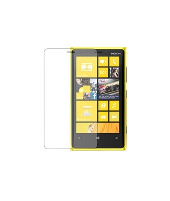 Invisible deluxe screen protector film for the Nokia Lumia 920