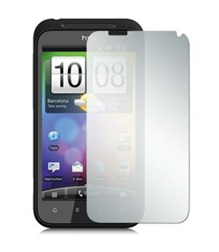Invisible deluxe screen protector film for the HTC Incredible 2