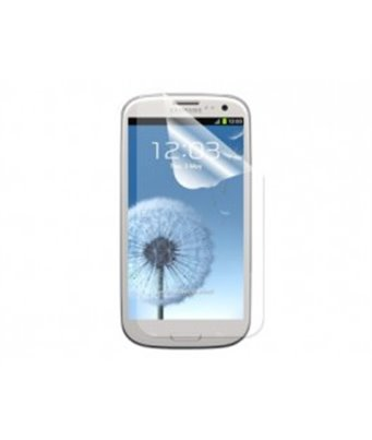 Invisible deluxe screen protector film for the Samsung Galaxy S4