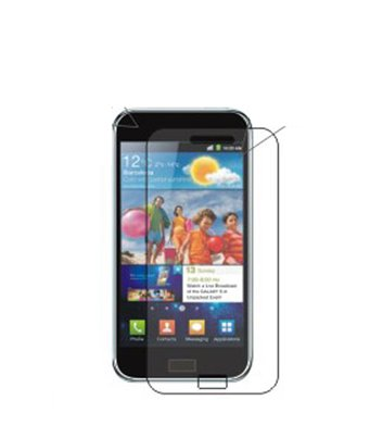 Invisible deluxe screen protector film for the HTC Desire VC