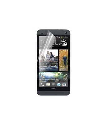 Invisible deluxe screen protector film for the HTC One
