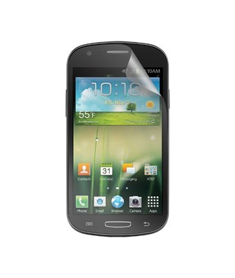 Invisible deluxe screen protector film for the Samsung Galaxy Express