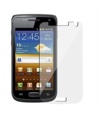 Invisible deluxe screen protector film for the Samsung Galaxy W