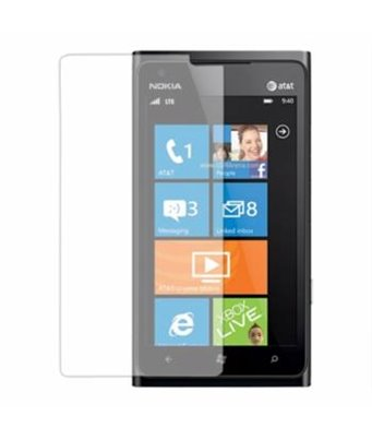 Invisible deluxe screen protector film for the Nokia Lumia 720