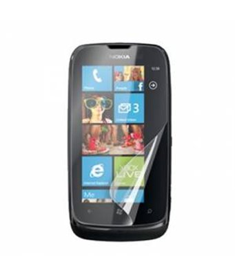 Invisible deluxe screen protector film for the Nokia Lumia 620