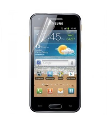 Invisible deluxe screen protector film for the Samsung Galaxy Beam