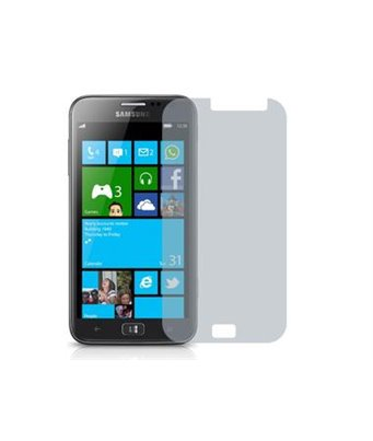 Invisible deluxe screen protector film for the Samsung Ativ Si8750