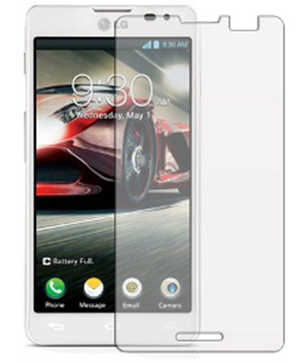 Invisible deluxe screen protector film for the LG Optimus F5