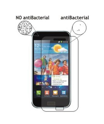 Invisible deluxe screen protector film for the Sony Xperia L S36h c2105