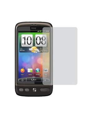 Invisible deluxe screen protector film for the HTC Desire G7