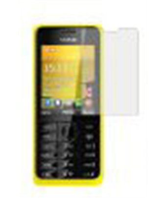 Invisible deluxe screen protector film for the Nokia Asha 301