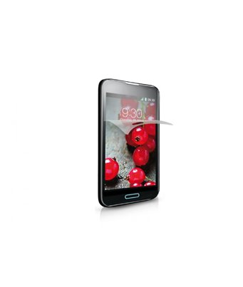Invisible deluxe screen protector film for the LG Optimus l3 II
