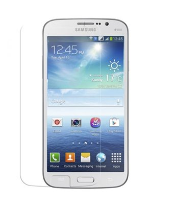 Invisible deluxe screen protector film for the Samsung Galaxy Mega6.3
