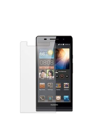 Invisible deluxe screen protector film for the Huawei Ascend P6