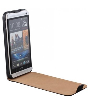 Personalised flip cover case for the HTC One