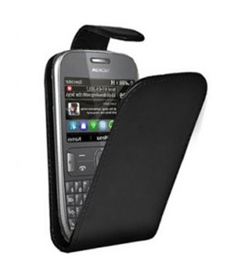 Personalised flip cover case for the Nokia Asha 302