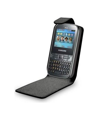 Personalised flip cover case for the Samsung Chat S3350