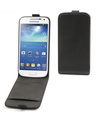 Personalised flip cover case for the Samsung Galaxy S4 Mini