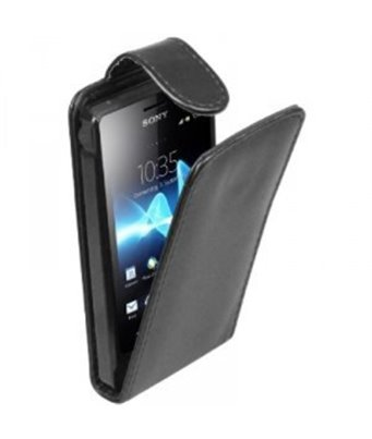 Personalised flip cover case for the Sony Xperia E