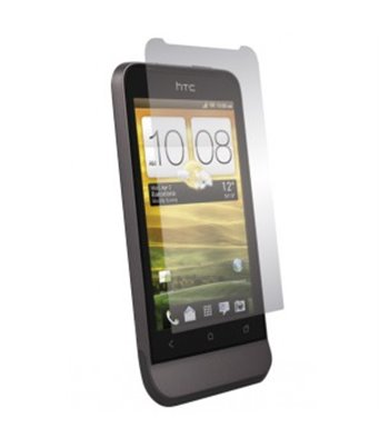 Invisible deluxe screen protector film for the HTC One V